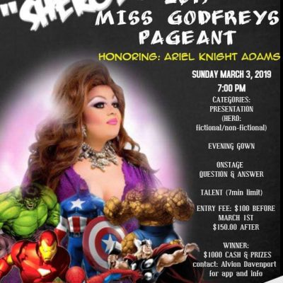 Miss Godfrey's Pageant